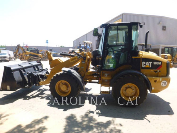 Caterpillar 908M Wheel Loader