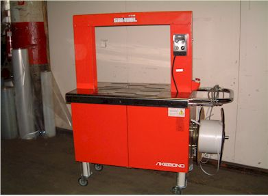 "Others P-710, Automatic Strapper 24""w x 21""h"
