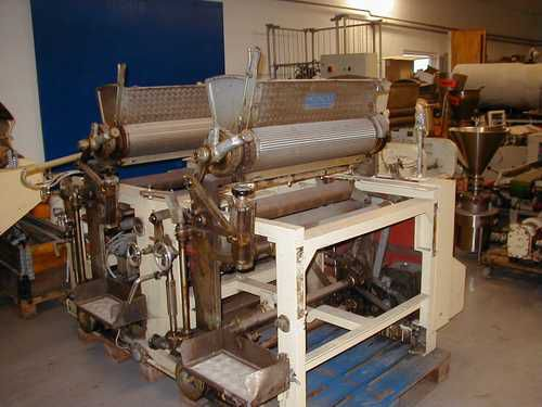 Meincke Double Depositing & Wirecutting Machine