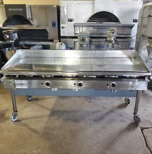 Miraclean Chrome Griddle