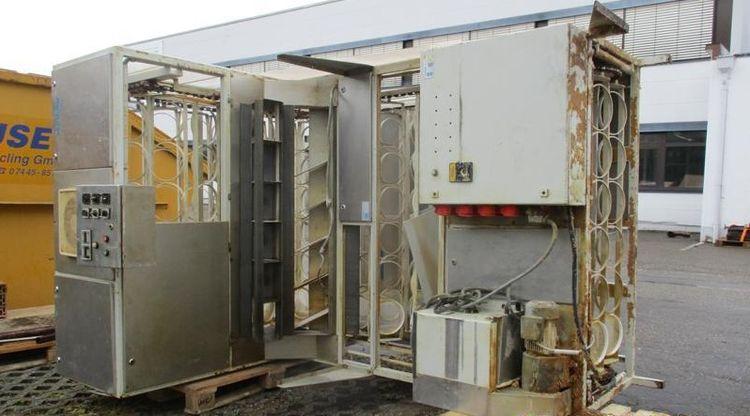 Winkler BROT-VGS 6-RHG proofing cabinet
