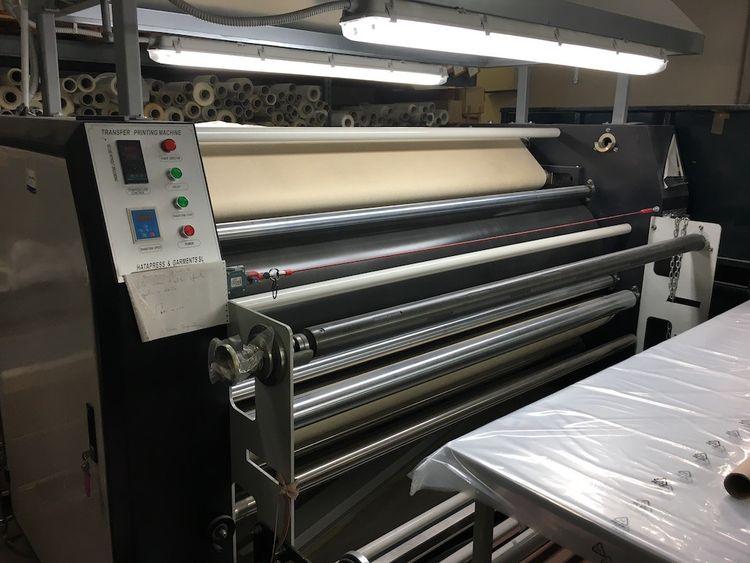 180 Cm Transfer printing calender