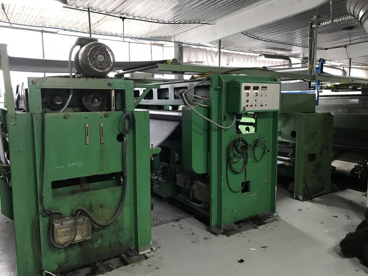Fehrer NL9 NEEDLE PUNCHING MACHINE - UP-STROKE