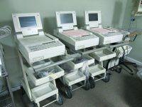 Hewlett Packard HP M1700A PageWriter XLi ECG