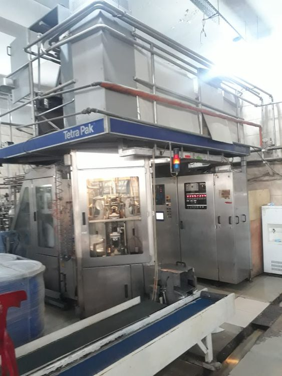 Tetra Pak A1 Classic 150ml Aseptic Filling Machine
