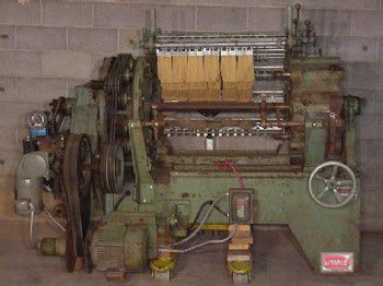 Nash 50, Spindle Disc Sander