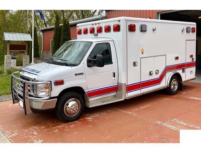 Ford E450, Horton Ambulance