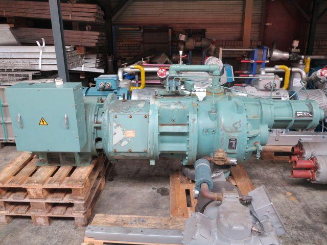 Frick, Gram, York YCCH233L0142YF 1297 kW/481 tons