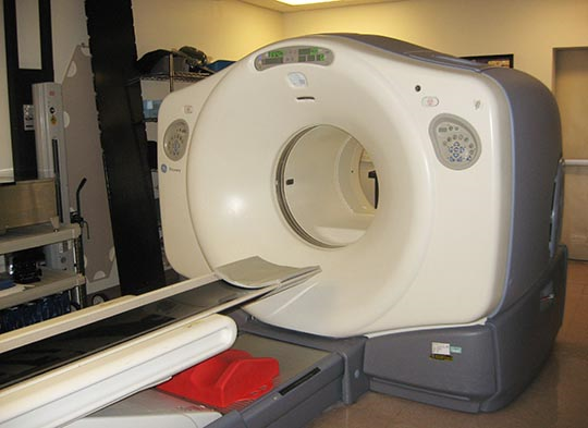 GE Discovery STE 8 PET/CT Scanners
