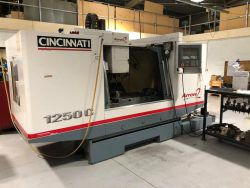 Cincinnati Arrow 1250C Vertical Machining Centre 3 Axis