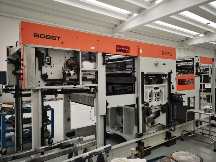 Bobst SP 102