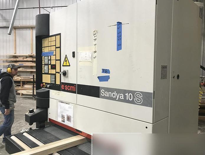 SCMI Sandya 10S, Sander