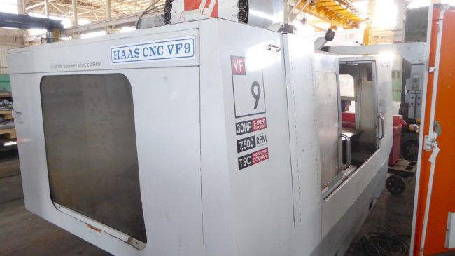 Haas VF-9/50 3 Axis