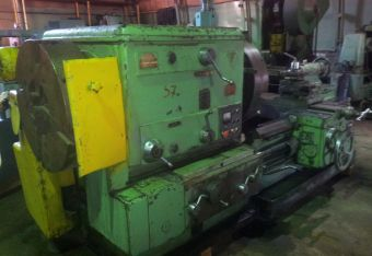 Ryazan Oil country lathe Max. 355 rpm 1N983