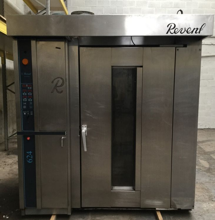 Revent Double Rack Gas Oven