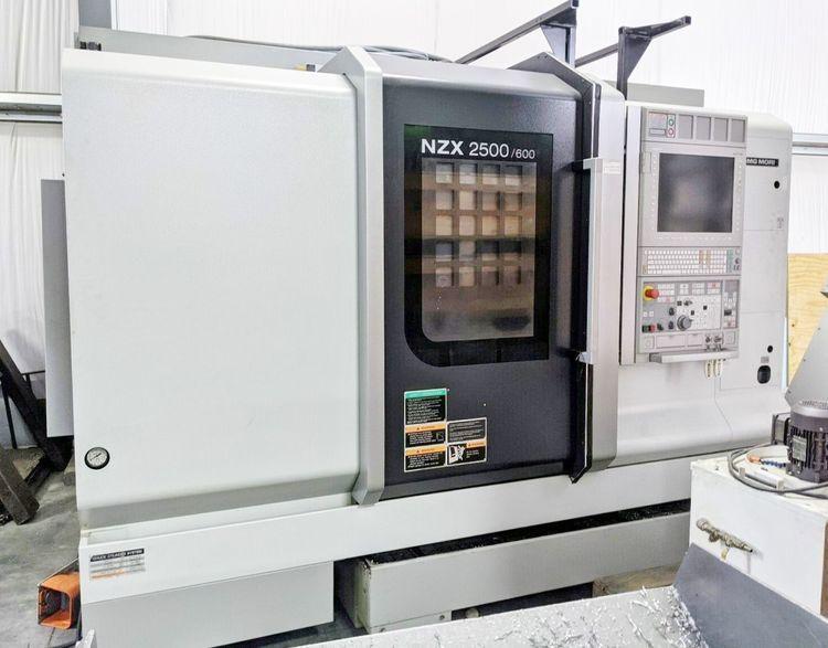 DMG M730BM 4000 RPM NZX 2500/600L 7 Axis
