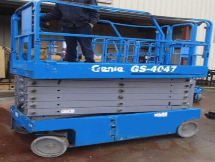 Genie GS4047DC  Scissor Lift