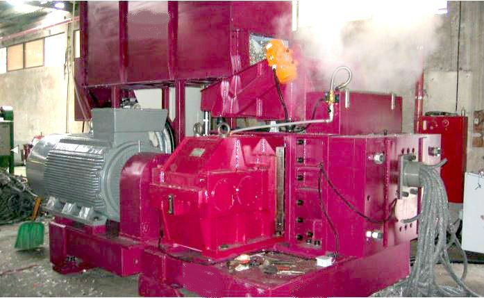 Other TWIN SCREW WASTE MATERIAL PROCESSOR