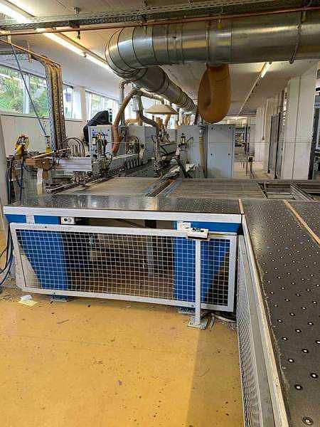 Bargstedt, Homag Format and Edge Processing System