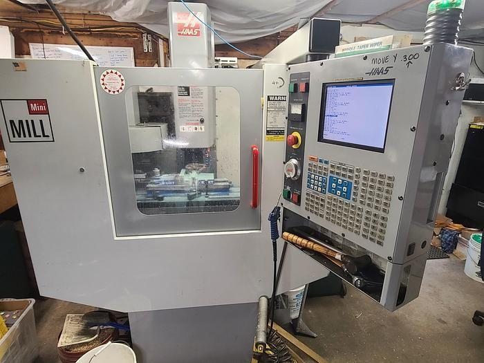 Haas Mini Mill 3 Axis