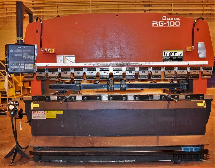 Amada RG100 110 Ton