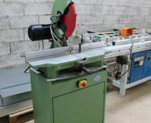 Other GP350 RT complete cutting off suction bench