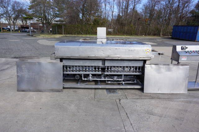 Pitco 600 Continuous Gas Fired Fryer