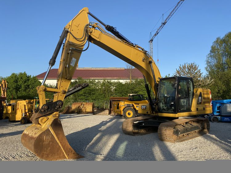 Caterpillar 320GC Excavators