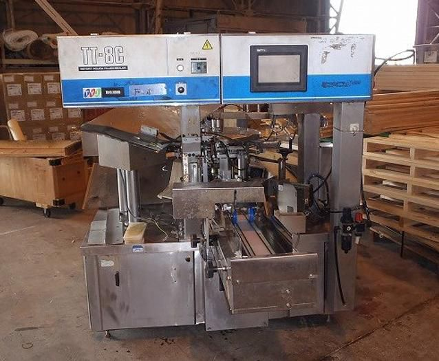 Toyo TT-8CR Filling & Sealing Machine
