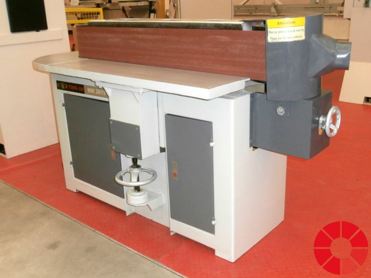Other MM 2615, Universal oscillating belt sanding machine  for straight and round edges