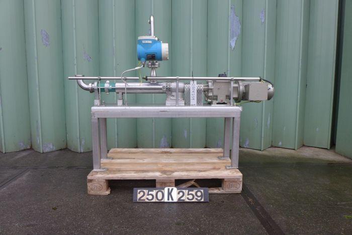 Netzsch NL-3025 - Pump