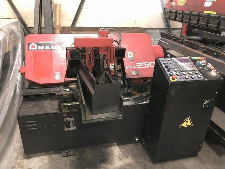 Amada HFA250 Sawing machine Semi Automatic