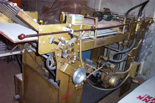 Baum M-1, Folding machine