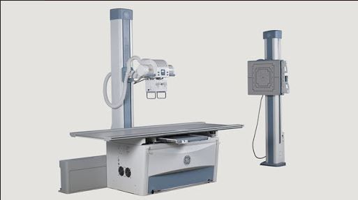 GE Brivo 385 X-Ray System