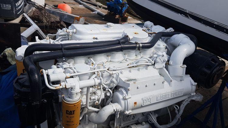 CAT 3126B Marine Engine