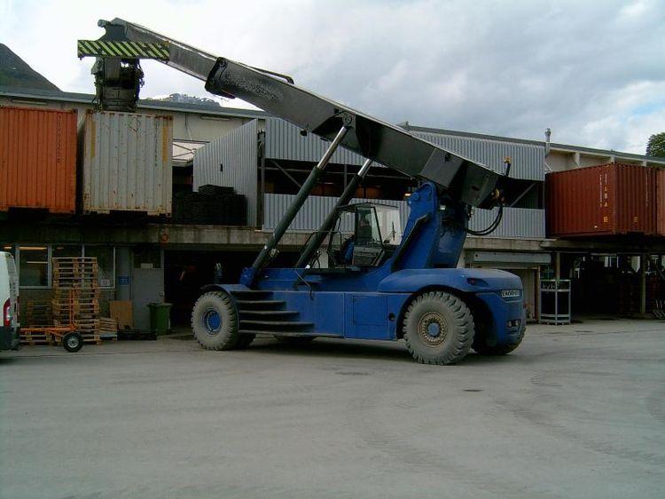 Linde 4130 TL5 Diesel Lift Truck