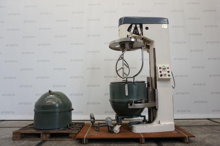 Collette MPH 200 Planetary mixer