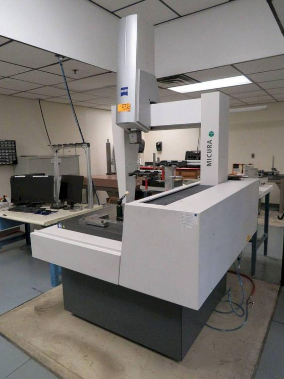 ZEISS Zeiss Micura 5/7/5 DCC Coordinate Measuring Machine