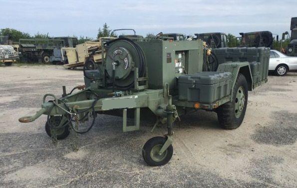 Portable Hydraulic power Units