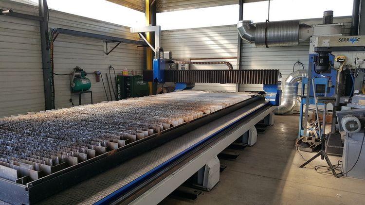 S 2060 CNC Control