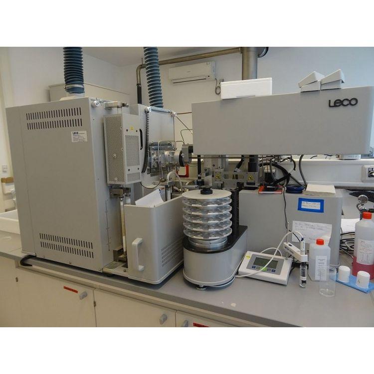 Leco TruMac N nitrogen analyzer