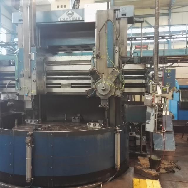 Umaro SC 22 Double Column CNC Vertical Boring Mill