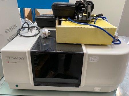 Shimadzu 8400s   FTIR Spectrometer