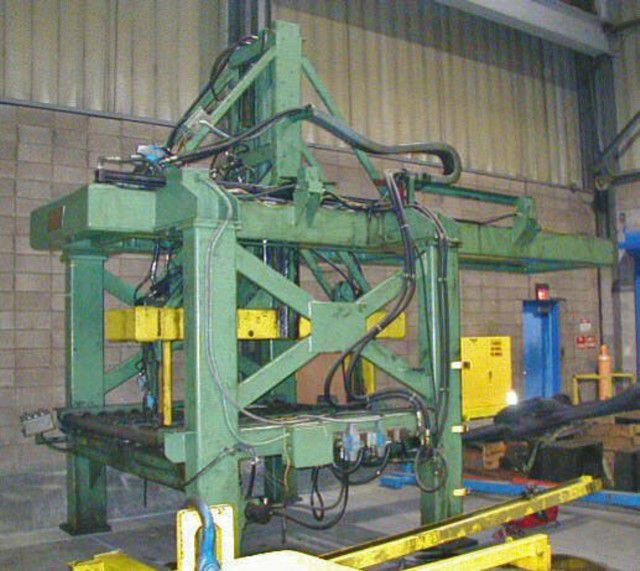 Emag Stacker, Coil 10,000# x 72""