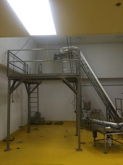 Others Mezzanine and Product Elevator