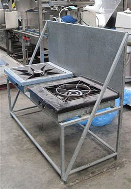 Other Industrial gas twin hob