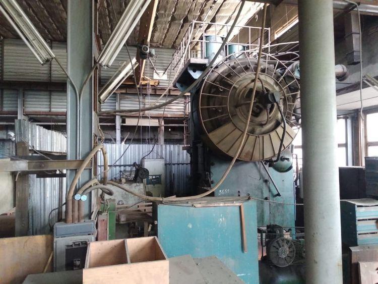 Voronezh Hot forging press VORONEZH K0940 600 Ton