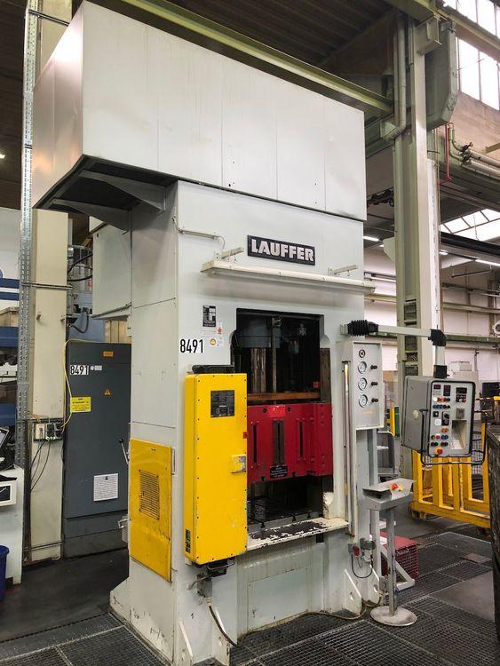 Lauffer RZU 160 160 Ton