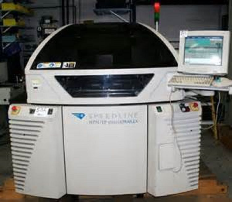 Speedline UP3000UF, Screen Printer