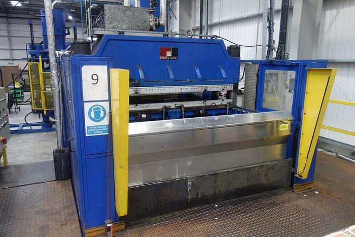 P-500-APCD Hydraulic Compression Press
